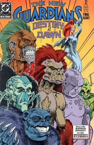 The New Guardians 12