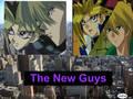 The New Guys - yu-gi-oh fan art