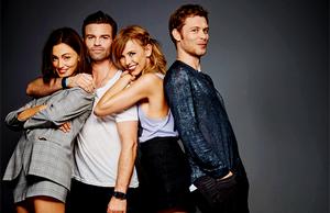 The Originals Cast SDCC17 Portraits