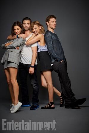 The Originals Cast at San Diego Comic Con 2017
