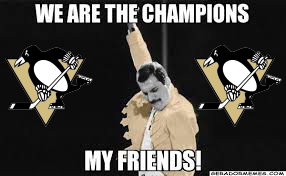 The Pens are the Champions!