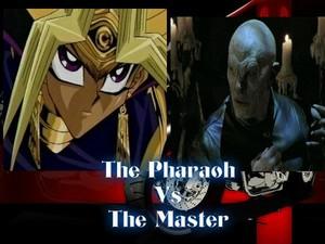 The Pharaoh Vs The Master