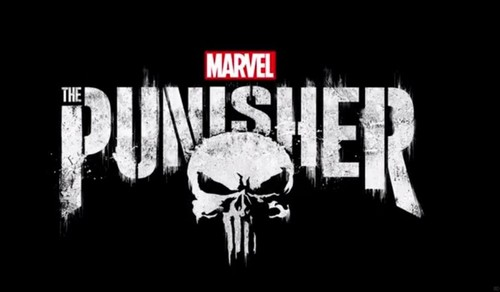 The Punisher - Netflix wallpaper titled The Punisher Official Logo