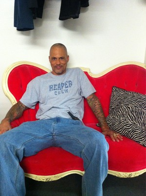 The Sons of Anarchy Porn Couch: David Labrava