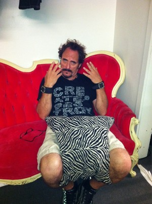 The Sons of Anarchy Porn Couch: Kim Coates