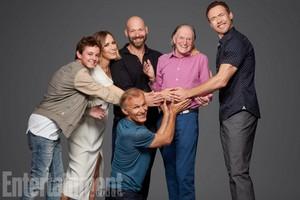 The Strain Cast at San Diego Comic Con 2017