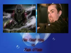 The Thief King Vs Jack O Toole