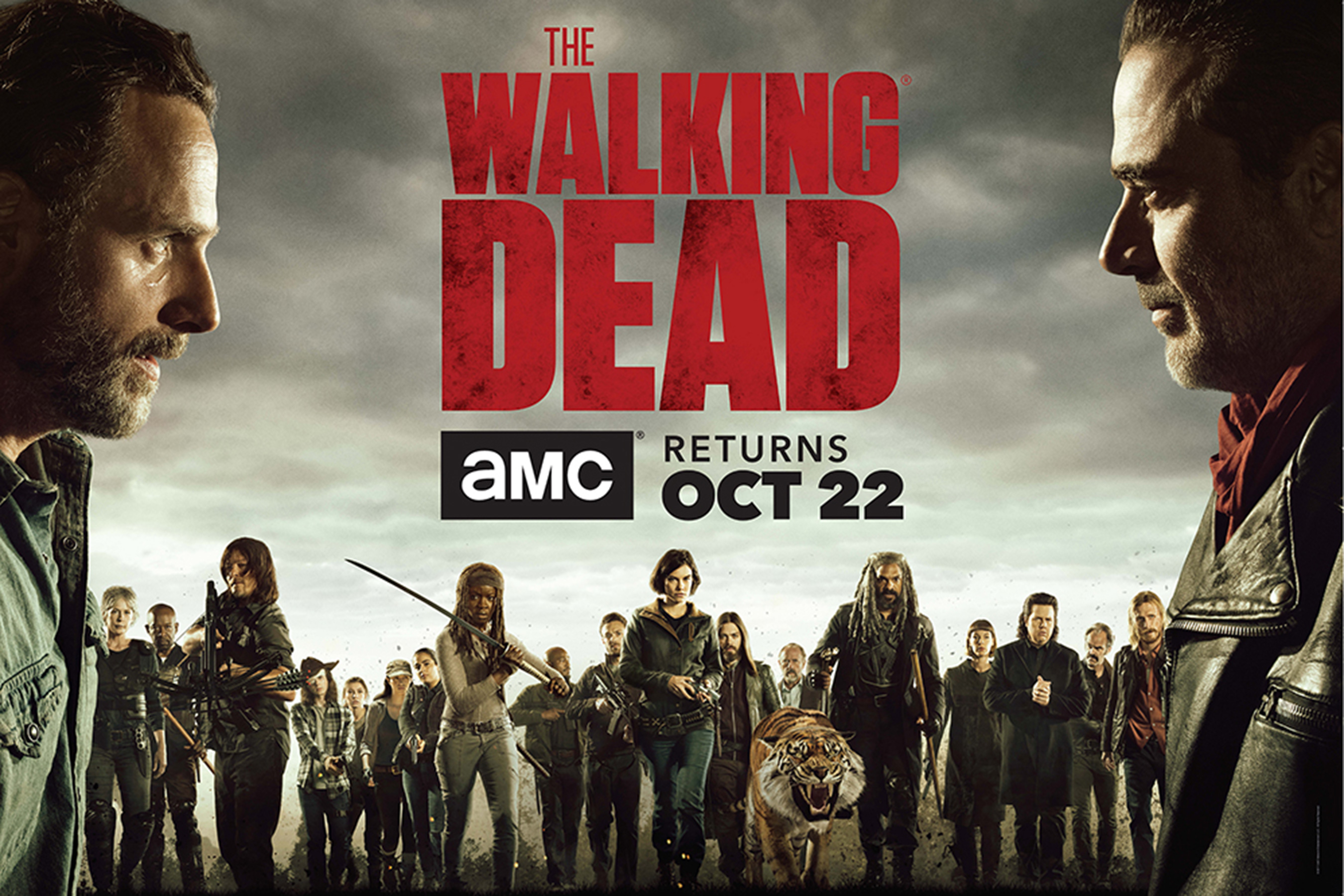 The Walking Dead Season 8 Poster