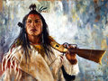 The Winchester (Crow warrior) by James Ayers