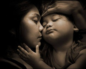The hart-, hart of a mother is a deep abyss at the bottom of which u will always find forgiveness.