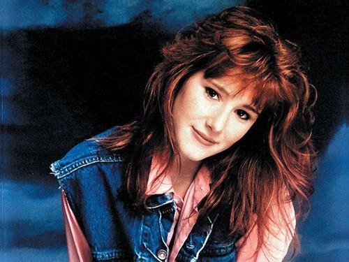 80's music wallpaper titled Tiffany