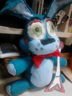 Toy Bonnie Plushy 2