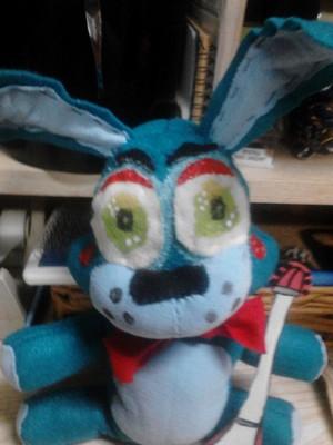 Toy Bonnie Plushy 3
