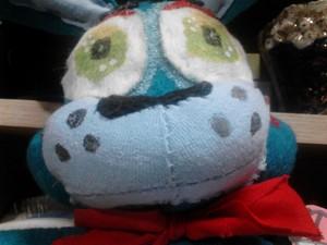 Toy Bonnie Plushy  6