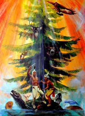 Tree of Peace by Oren Lyon