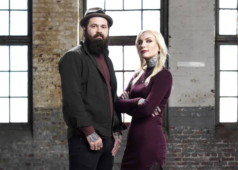 Ulyss Blair and Eva Huber   Allegory Arts   Season 9
