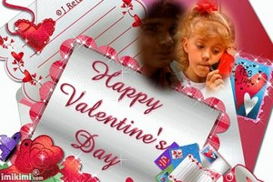 Valentines Day: Letters For anda