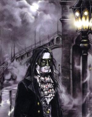 Vampire at Venice