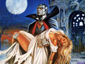 Vampire  - gothic wallpaper