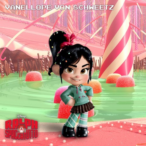 Vanellope wallpaper entitled Vanellope