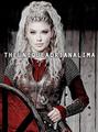 Visenya Targaryen - adriana-lima fan art