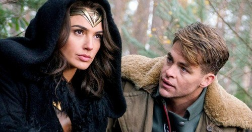 Wonder Woman (2017) fond d'écran called WW 2017