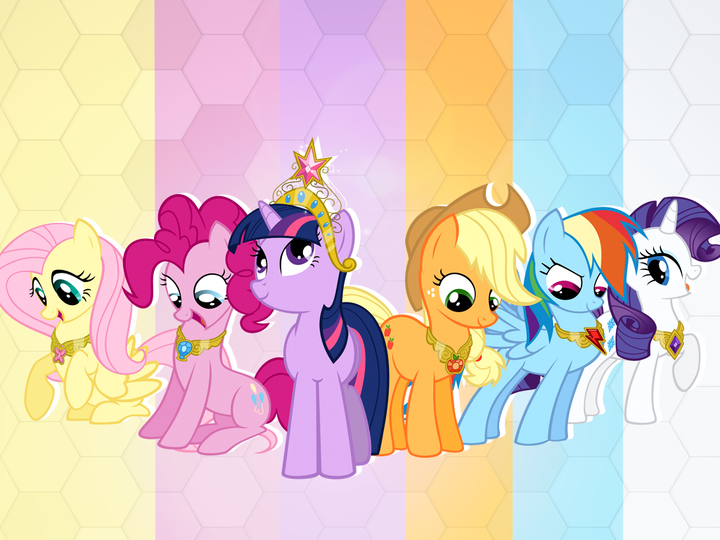Wallpapers My Little Pony Friendship Is Magic 33057547 1024