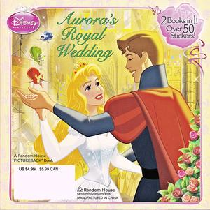Walt Disney Book Scans - Sleeping Beauty: Aurora's Royal Wedding (English Version)