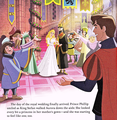 Walt 디즈니 Book Scans - Sleeping Beauty: Aurora's Royal Wedding (English Version)