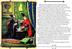 Walt डिज़्नी Book Scans - Sleeping Beauty: My Side of the Story (Maleficent)