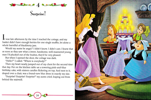 Walt डिज़्नी Book Scans - Sleeping Beauty: My Side of the Story (Princess Aurora)