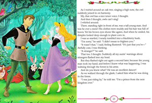 Walt Дисней Book Scans - Sleeping Beauty: My Side of the Story (Princess Aurora)