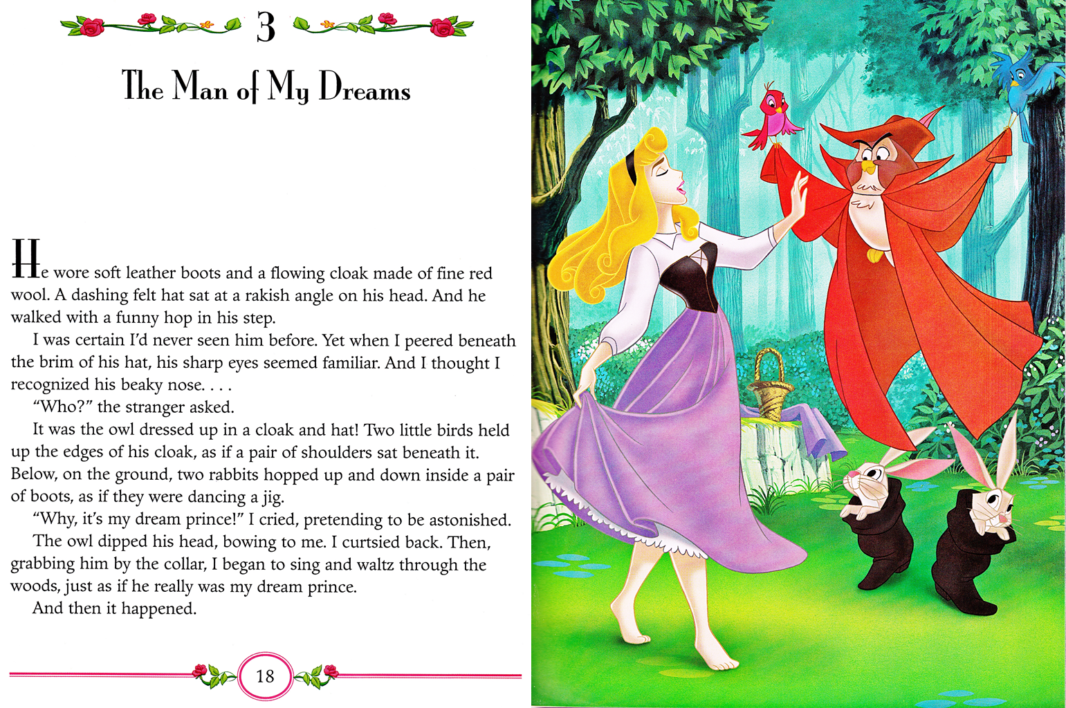 Walt Disney Book Scans - Sleeping Beauty: My Side of the Story (Princess Aurora)