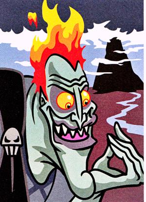 Walt Disney تصاویر – Hades