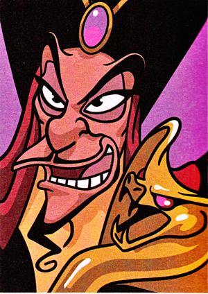 Walt ডিজনি প্রতিমূর্তি – Jafar