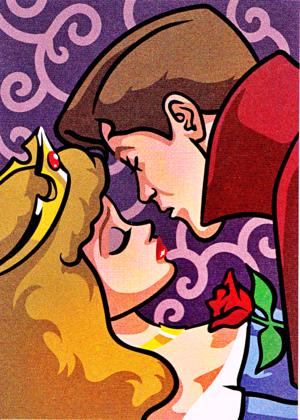 Walt disney imagens – Princess Aurora & Prince Phillip