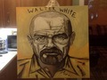 Walter White painting - breaking-bad fan art