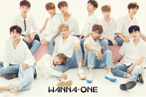 Wanna One kertas dinding titled Wanna One