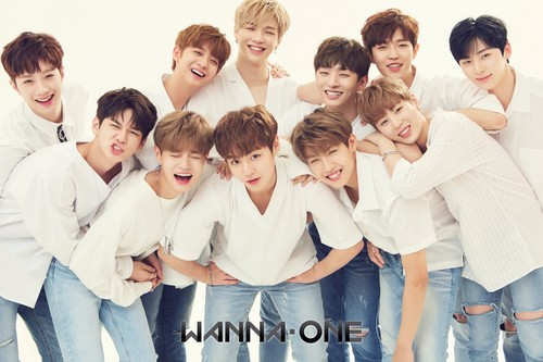 Wanna One wolpeyper entitled Wanna One