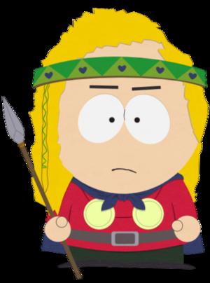 Warrior Bebe