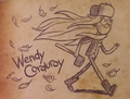 Wendy Corduroy - gravity-falls photo