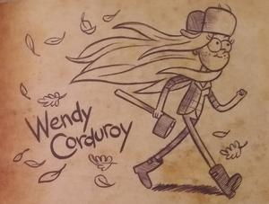 Wendy Corduroy