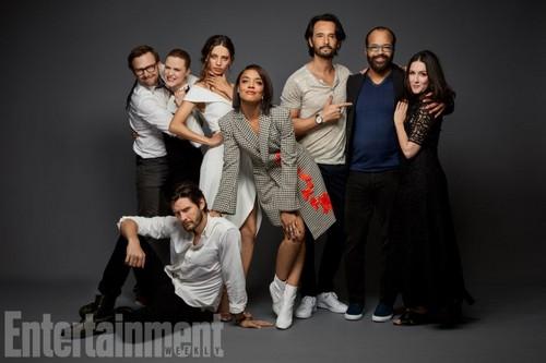 Westworld Images Westworld Cast At San Diego Comic Con