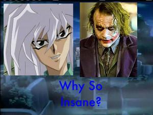 Why So Insane