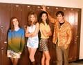 Willow, Buffy, Cordelia and Xander - buffy-the-vampire-slayer photo