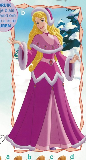 Winter Princess Aurora