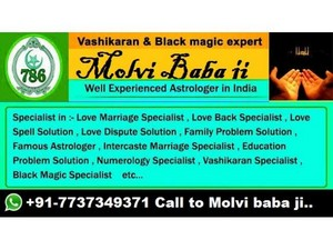 World Famous Astrologer (( 91-7737349371)) l'amour Vashikaran Specialist Molvi ji usa uk canada