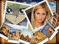 Yami and Buffy - yu-gi-oh fan art