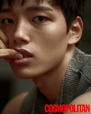 Yeo Jin Goo- Cosmopolitan Magazine June Issue '17