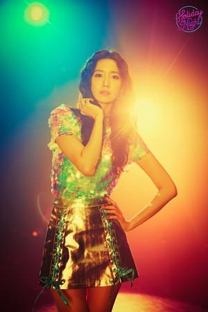 Yoona 'Holiday Night' Teaser